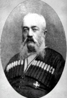 Первый начальник Черноморского округа генерал Д.В.Пиленко